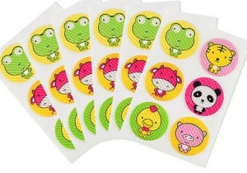 Baby Moskito Sticker