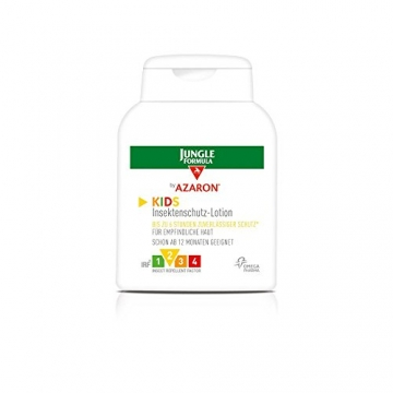 Jungle Formula Kids Lotion, 1er Pack (1 x 125 ml) - 2