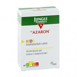 Jungle Formula Kids Lotion, 1er Pack (1 x 125 ml) - 1