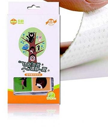 Moskito Stick 30 Baby Moskito Kinder DEET Insektenschutzmittel Pflanze ätherische Öle halten Baby Cartoon portable Anti- - 2