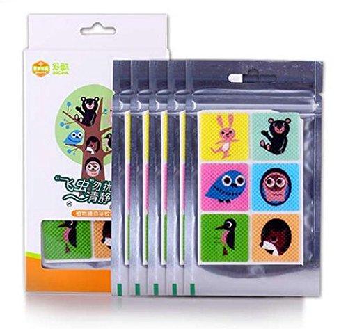 anti moskito sticker f r babys m ckenschutz f r kinder. Black Bedroom Furniture Sets. Home Design Ideas