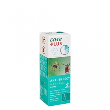 Care Plus Anti-Insect Natural Spray 60ml -