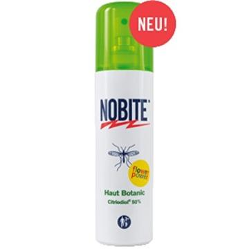 NOBITE Haut Botanic Sprühflasche 100 ml - 1
