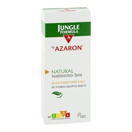 Jungle Formula by Azaron Natural